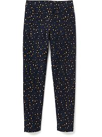 Printed Stevie Ponte-Knit Leggings for Girls