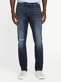 Skinny Built-In Flex Max Jeans for Men