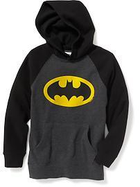 Chandail à capuchon Batman de DC ComicsMC pour garçon