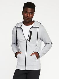 Go-Dry Fleece Zip Hoodie for Men