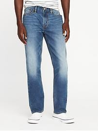 Straight Tough Max&#153 Built-In Flex Jeans for Men