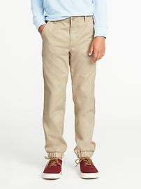 Pantalon d'entraînement d'uniforme pour garçon
