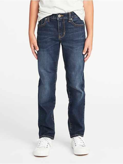 Karate Built-In Flex Max Slim Jeans for Boys