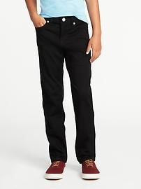 Slim Built-In Flex Max Pop-Color Karate Jeans