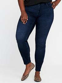 High-Rise Smooth & Contour Rockstar 24/7 Plus-Size Jeans