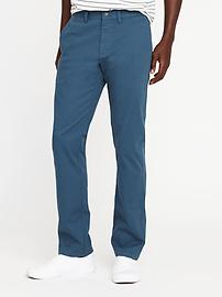 Slim Ultimate Built-In Flex Khakis for Men
