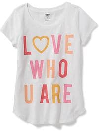 Graphic Tee for Girls