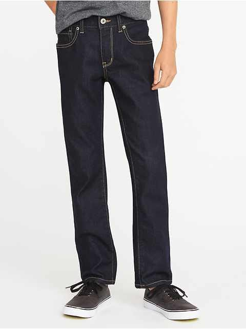 Athletic Built-In Flex Jeans for Boys