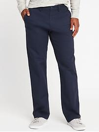Loose Ultimate Built-In Flex Khakis for Men