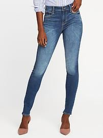 High-Rise Built-In Sculpt Rockstar Jeans for Women