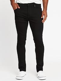 Skinny Built-In Flex Max Never-Fade Jeans for Men