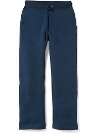Pantalon d'exercice à coulisse pour garçon