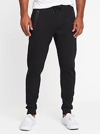 Go-Dry Tech-Fleece Joggers for Men