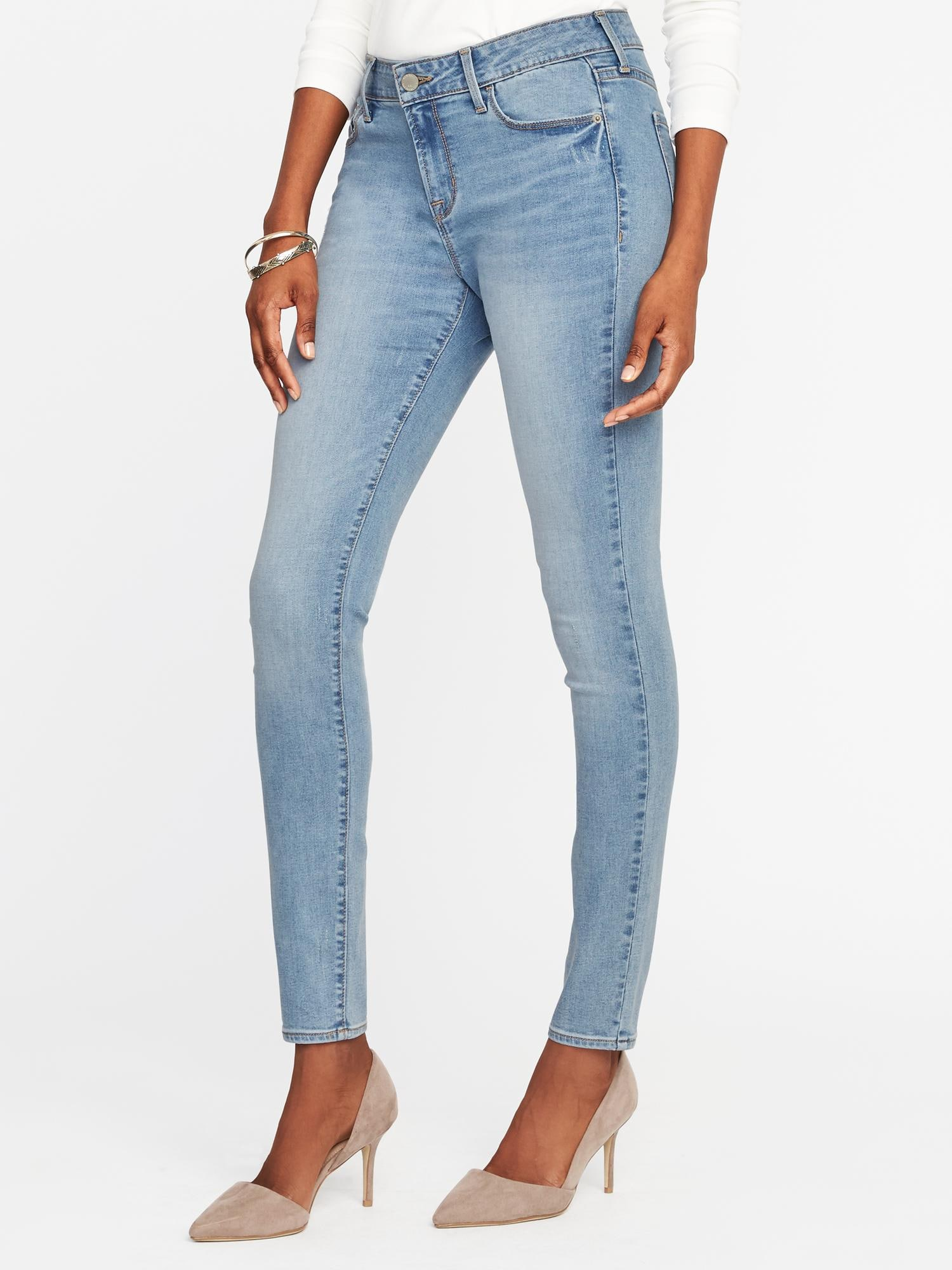 8a5793bdfc6 Mid-Rise Rockstar Super Skinny Jeans for Women | Old Navy
