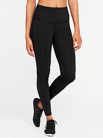 High-Rise Compression Run Leggings for Women