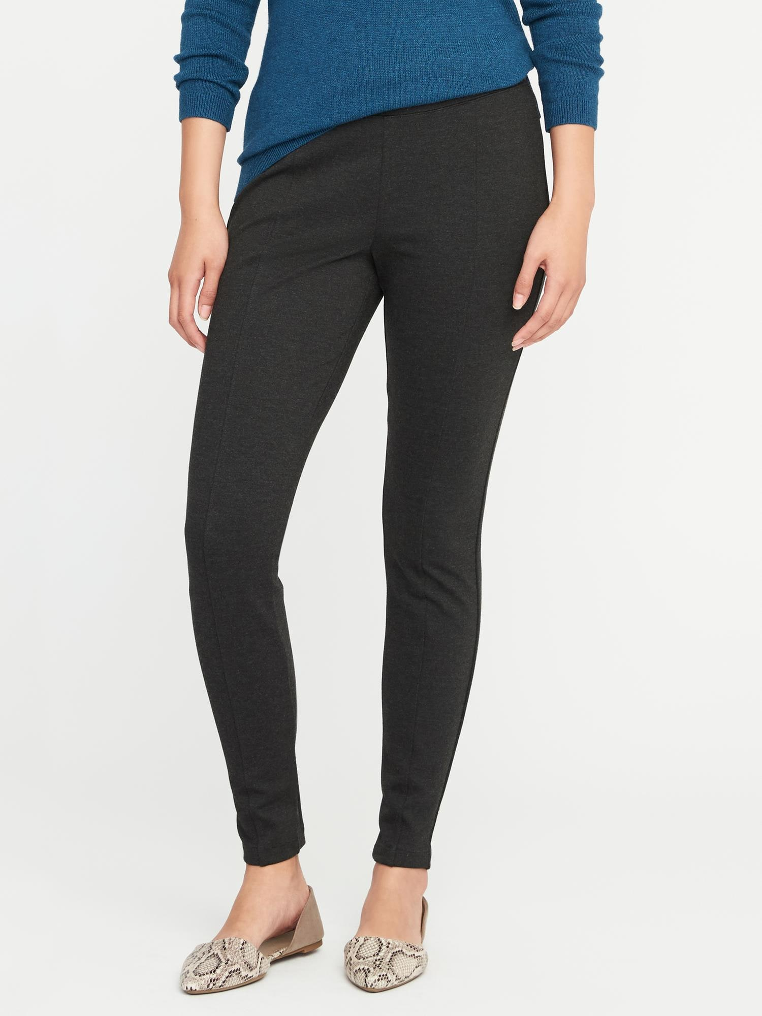 9ad048a88c High-Rise Stevie Ponte-Knit Pants for Women | Old Navy