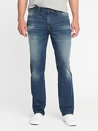 Straight Built-In Flex 360 ° Jeans for Men