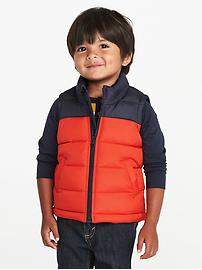 Classic Frost Free Vest for Toddler Boys