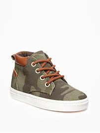 Hiking Sneakers for Toddler Boys