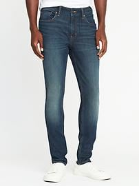Super Skinny Built-In Flex 360 ° Jeans for Men