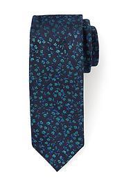 Printed Jacquard Tie for Men