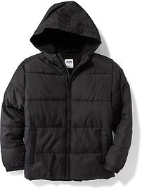 Hooded Frost-Free Jacket for Boys