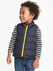 Frost Free Vest for Toddler Boys