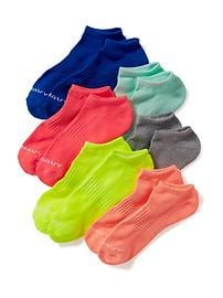 Ankle-Socks 6-Pack for Girls