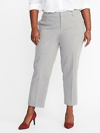 Smooth & Slim Mid-Rise Harper Pants