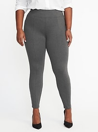 Plus-Size Built-In Sculpt Stevie Pants