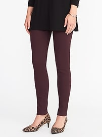 Mid-Rise Rockstar Sateen Jeggings for Women