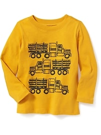 Graphic Tee for Toddler Boys