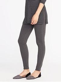 Pantalon Stevie à taille haute avec forme intégrée