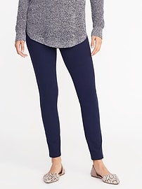 Heavy-Knit Jersey Leggings for Women