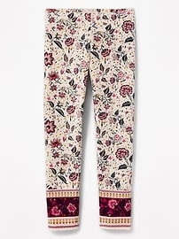Printed Leggings for Girls