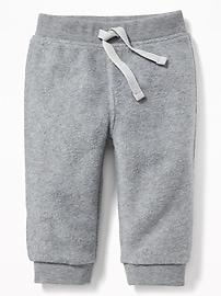 Micro Performance Fleece Pants for Baby