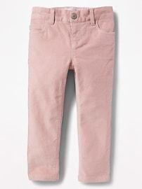 Pantalon coupe étroite pour toute-petite