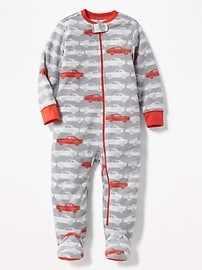 Micro Fleece Footed Sleeper for Toddler & Baby
