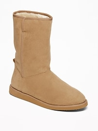Tall Sueded Adoraboots for Women