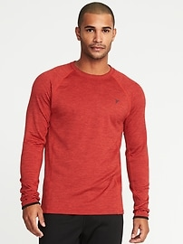 Go-Warm Thermal Performance Top for Men