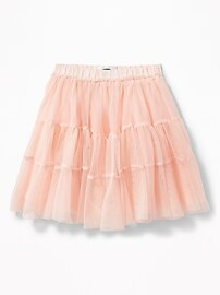Tiered Tutu Skirt for Toddler Girls
