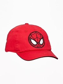 Marvel Comics&#153 Spider-Man Baseball Cap for Toddler Boys