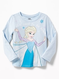Disney&#169 Frozen Elsa Tee for Toddler Girls