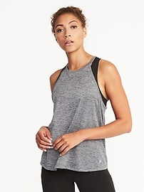High-Neck Performance Swing Tank for Women