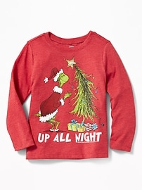 Dr. Seuss' The Grinch Tee for Toddler Boys