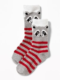 Cozy Critter Socks for Toddler & Baby