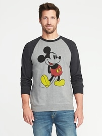 Disney&#169 Mickey Mouse Sweatshirt for Men