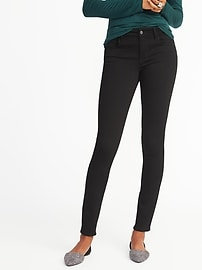 Mid-Rise Secret-Soft Rockstar Jeans for Women