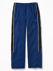 Pantalon en maille Go-Dry pour garçon