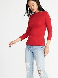 T-shirt coupe étroite pour femme